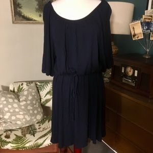 Navy Old Navy dress